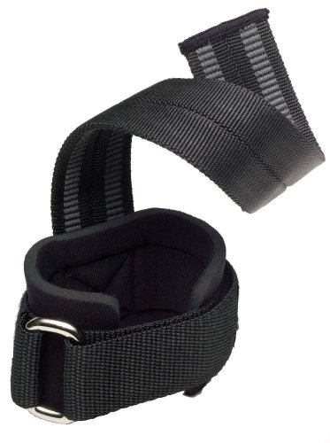 Harbinger Big Grip pro lifting straps.