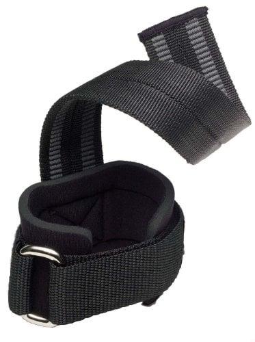 Harbinger Big Grip pro lifting straps.