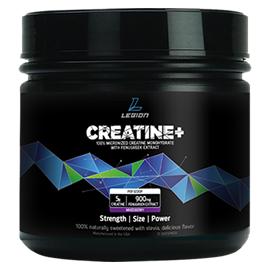 Legion supplements creatine powder.