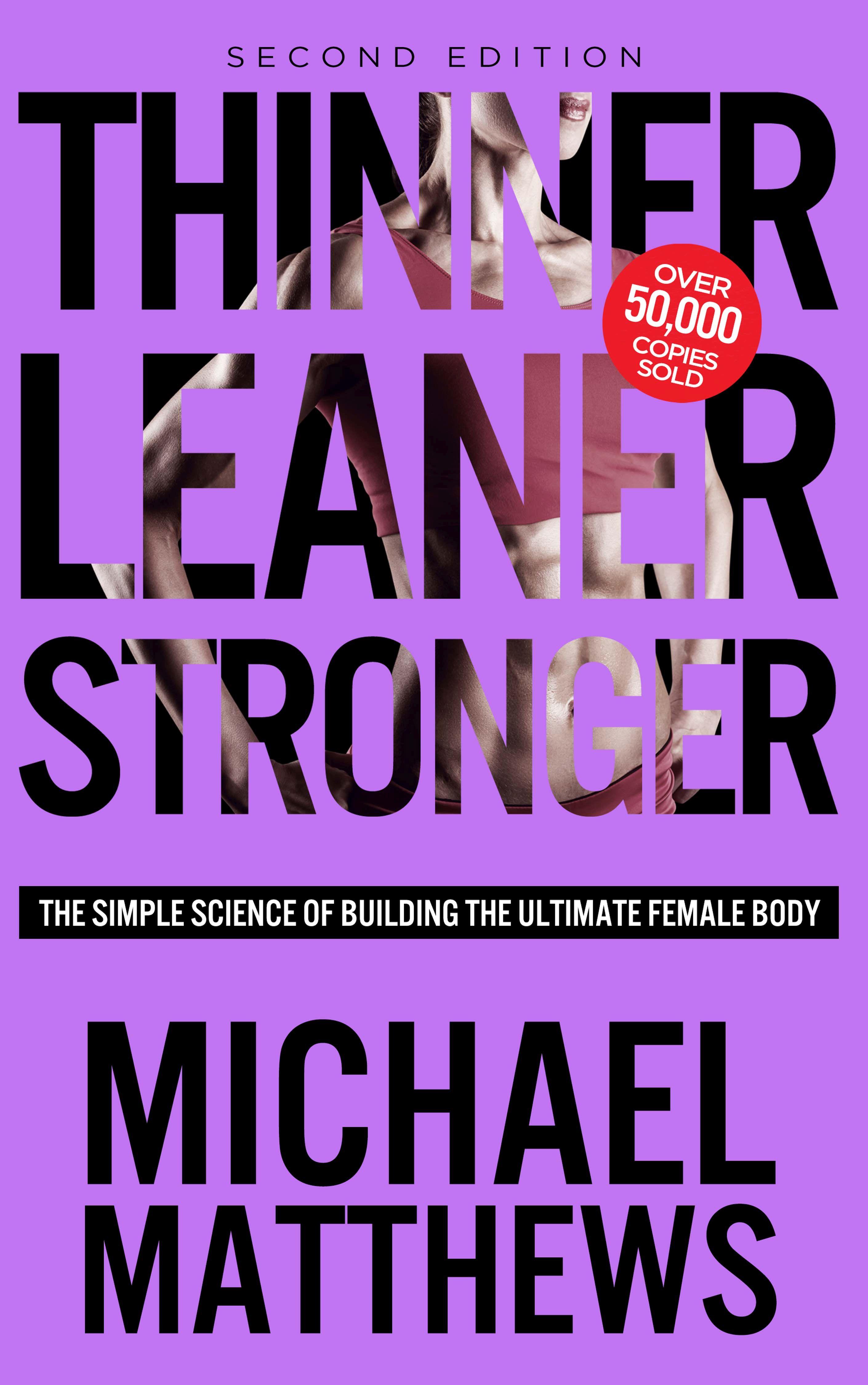 Thinner Leaner Stronger 2.0 cover