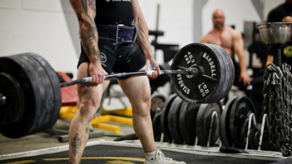 deadlift lower back injury