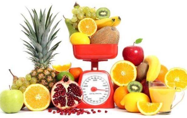 do fruits get you fat