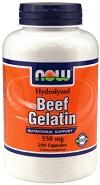 gelatin for loose skin