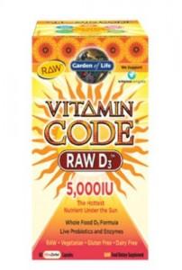 raw code vitamin d