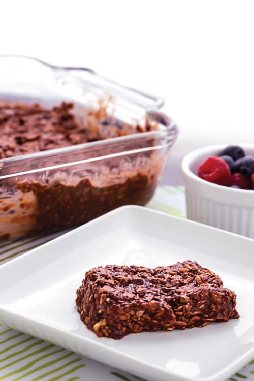 Protein puddling bars from the cook book The Shredded Chef.