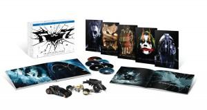 batman ultimate trilogy