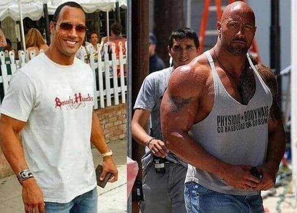 do actors use steroids good