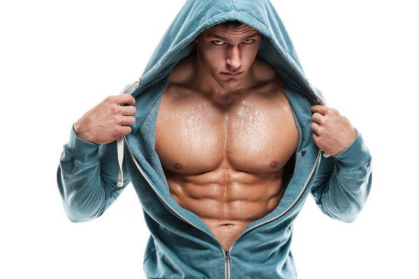 does crossfit build muscle