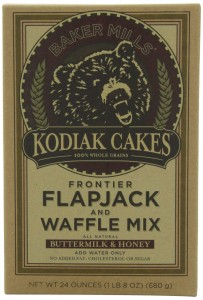 kodiak cakes flapjack waffle mix-2