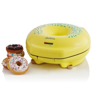 Sunbeam donut maker.