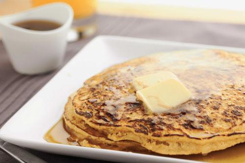 Recipe of the Week: Sweet Potato Protein Pancakes