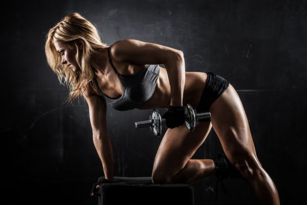 women's fitness plan