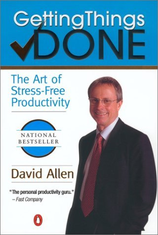 Getting Things Done by David Allen.