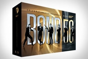 bond 50 collection