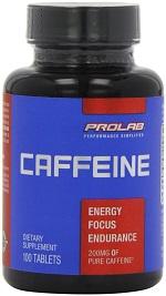 Prolab caffeine pills.