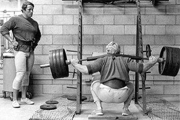 squat flexibility