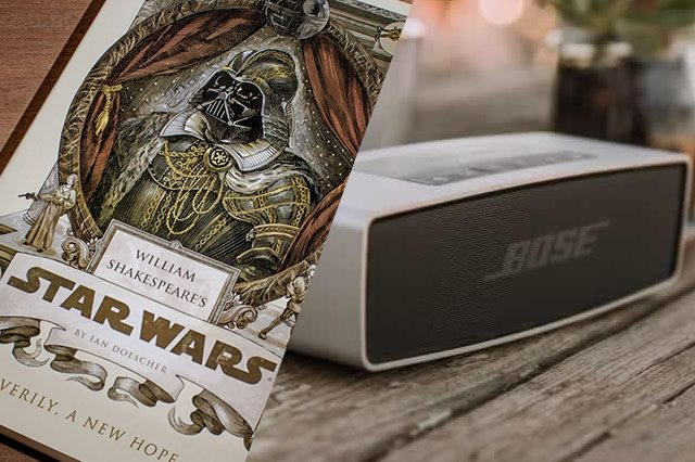 Cool Stuff of the Week #7: Bose SoundLink, Beatbox Brilliance, Shakespearean Star Wars, and more…