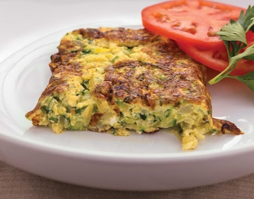 Recipe of the Week: Lean and Mean Zucchini Hash
