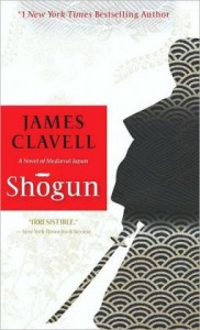 The book Shogun by James Clavell.