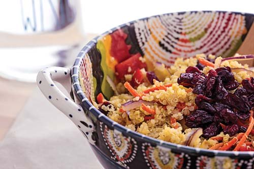 Recipe of the Week: Cranberry Quinoa Salad