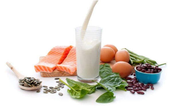 how much protein to build muscle calculator