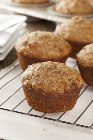 banana-bran-muffins