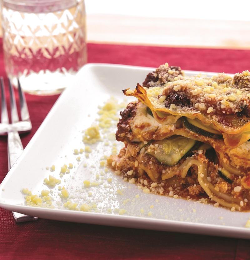 beef lasagna 1