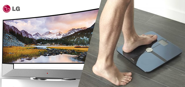 Cool Stuff of the Week: 105″ Ultra HD TV, Smart Body Analyzer, iPhone Gaming Controller, and More…