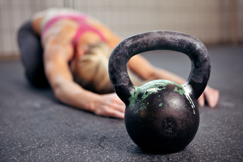 8 Kettlebell Exercises That Will Kick Your Ass