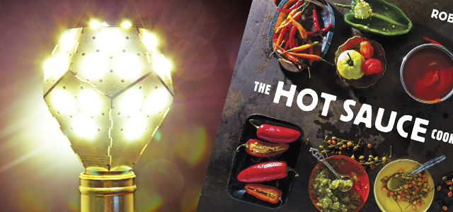 Cool Stuff of the Week: Homemade Hot Sauces, Nanoleaf, Snowball Blaster, and More…