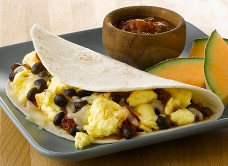 bean-cheese-breakfast-burrito