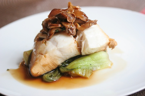 halibut-bok-choy