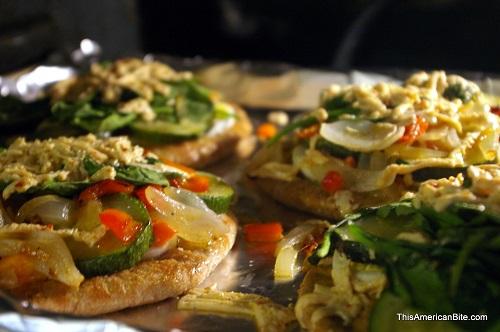 salmon-zucchini-pizza