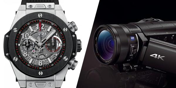 Cool Stuff of the Week: Hublot Big Bang Unico, Samsung Galaxy Gear Watch, Sony 4K, and More…