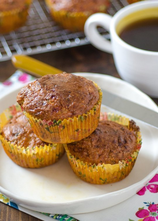 cottage cheese muffin recipe