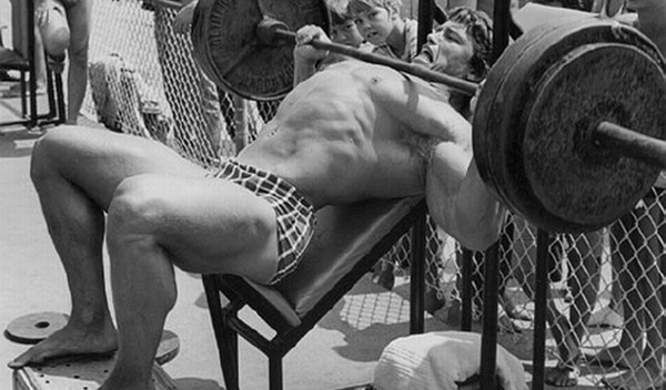 how to increase bench press workout
