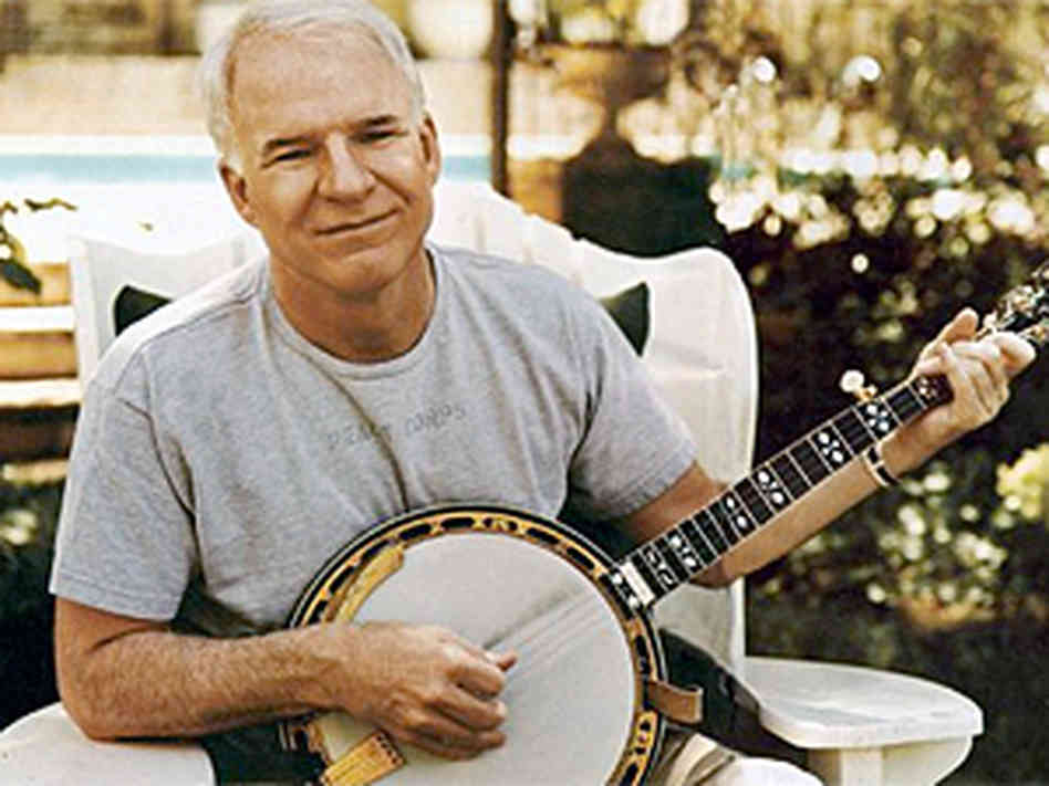The Steve Martin Method of Achieving Your Goals