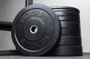 rogue hg bumper plates
