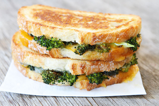 brocooli-grilled-cheese