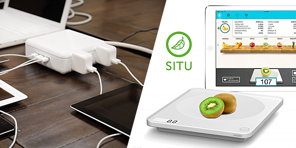 Cool Stuff of the Week: SITU Smart Food Scale, Powerqube, Bravo Two Zero, and More…