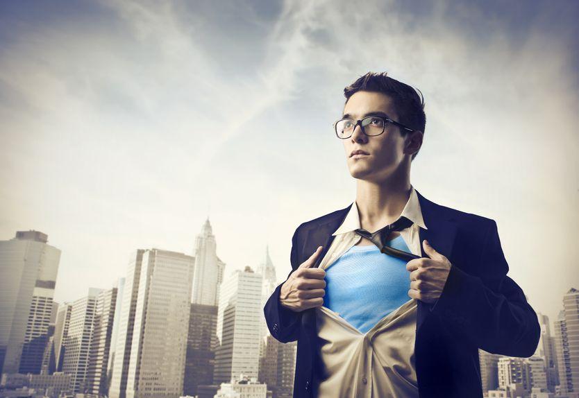 How To Be A Real-Life Superhero