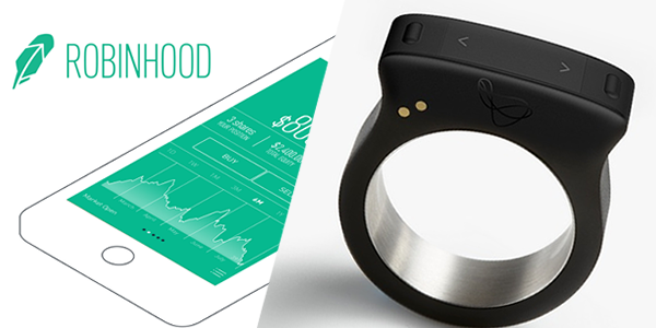 Cool Stuff of the Week: Nod, Robinhood (not the story), Beyond Training, and More…