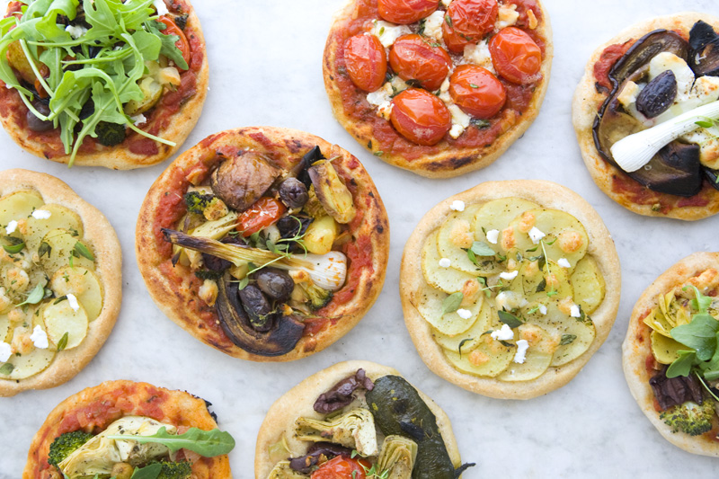 health pizza recipes
