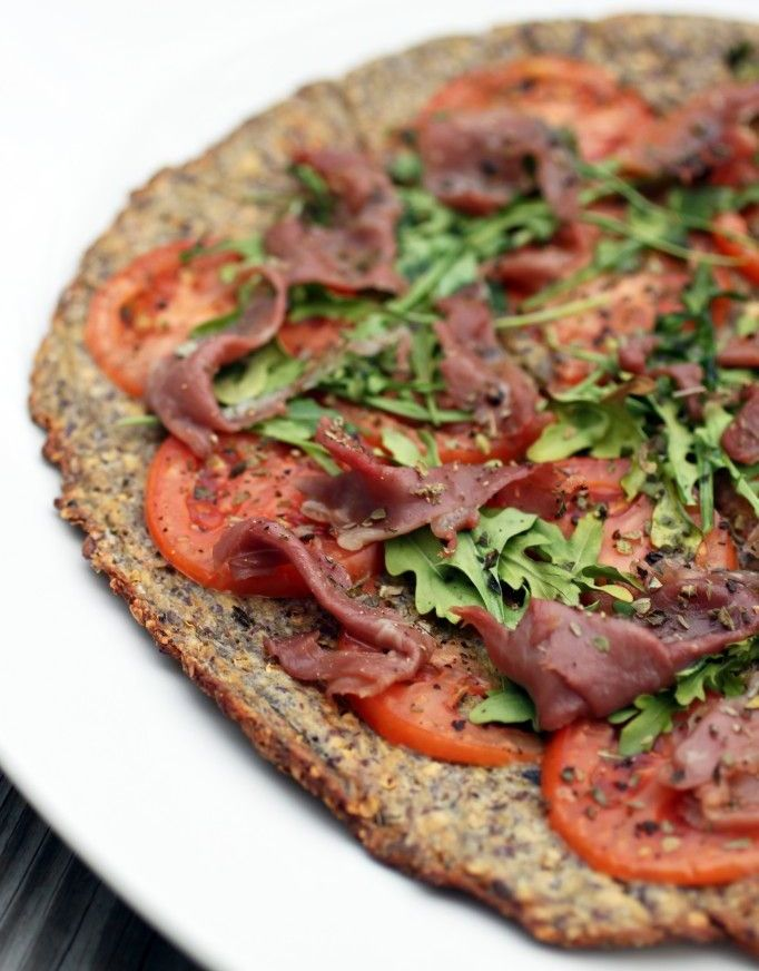 pizza recipes healthy