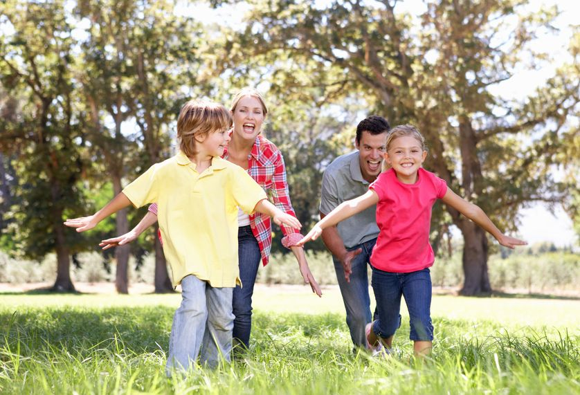 Five Quick Tips For Staying Fit While Raising Kids
