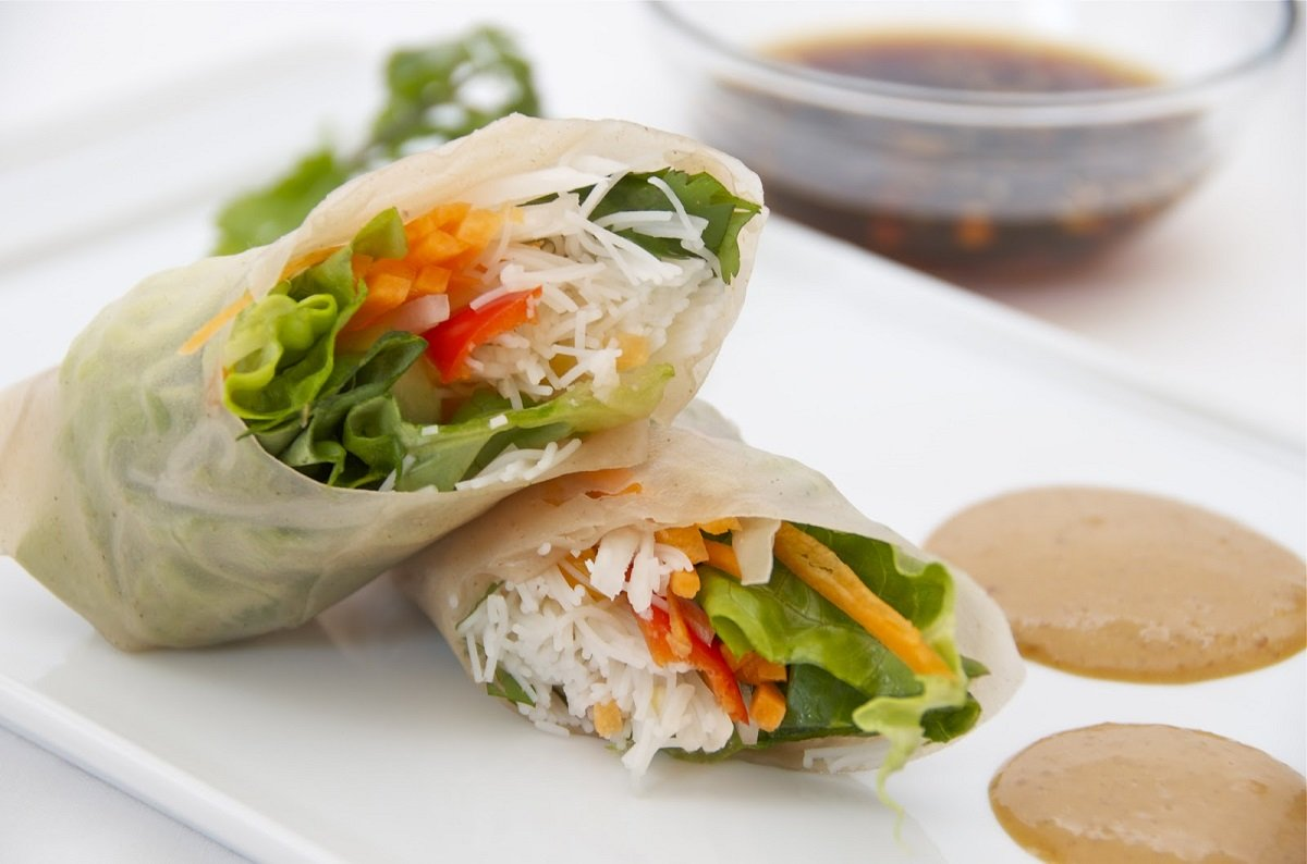 vegetable-spring-roll-recipe
