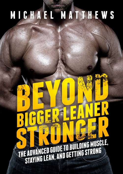 The Book Bigger Leaner Stronger by Michael Matthews.