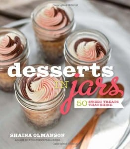 desserts in jars cookbook