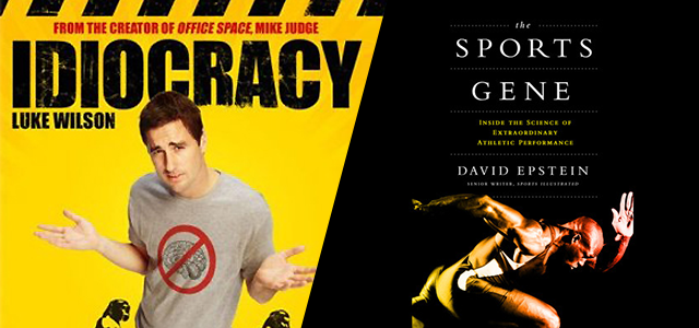 Cool Stuff of the Week: Idiocracy, Navdy, The Sports Gene, and More…