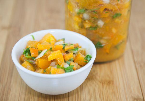 recipes healthy salsa